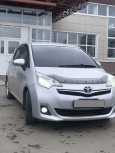 Toyota Ractis, 2011 год, 480 000 руб.