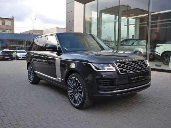 Land Rover Range Rover, 2020 год, 9 849 000 руб.