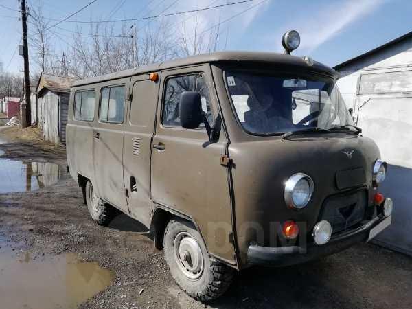 УАЗ Буханка, 1987 год, 140 000 руб.