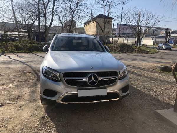 Mercedes-Benz GLC Coupe, 2017 год, 2 650 000 руб.
