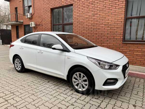 Hyundai Solaris, 2019 год, 665 000 руб.