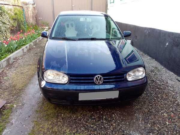 Volkswagen Golf, 2001 год, 210 000 руб.
