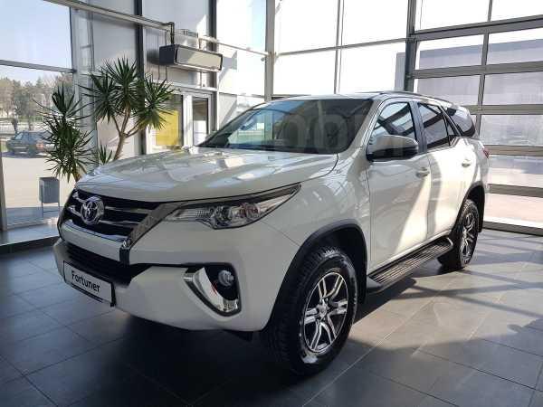 Toyota Fortuner, 2020 год, 2 756 000 руб.