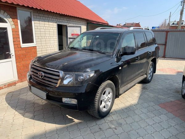 Toyota Land Cruiser, 2011 год, 2 050 000 руб.