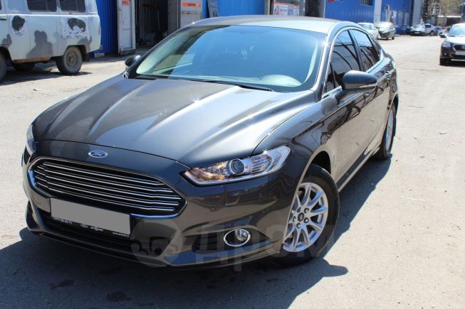 Ford Mondeo, 2016 год, 1 200 000 руб.
