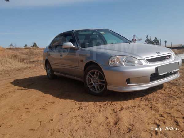 Honda Civic Ferio, 1999 год, 300 000 руб.