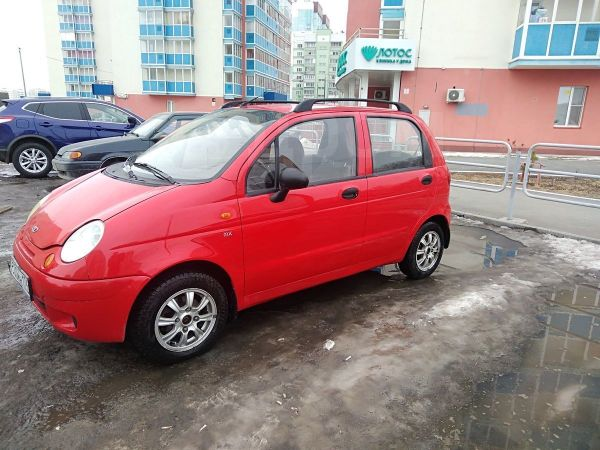 Daewoo Matiz, 2010 год, 105 000 руб.