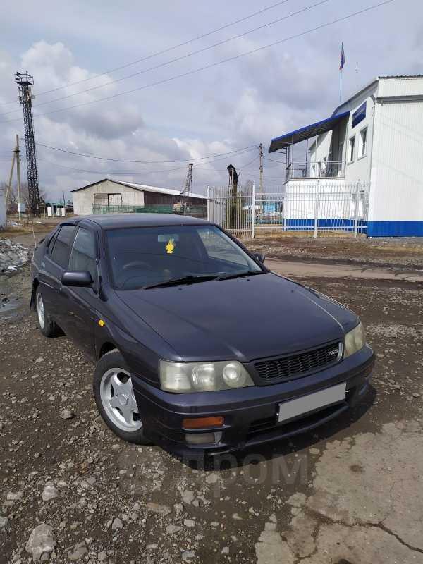 Nissan Bluebird, 1999 год, 119 000 руб.