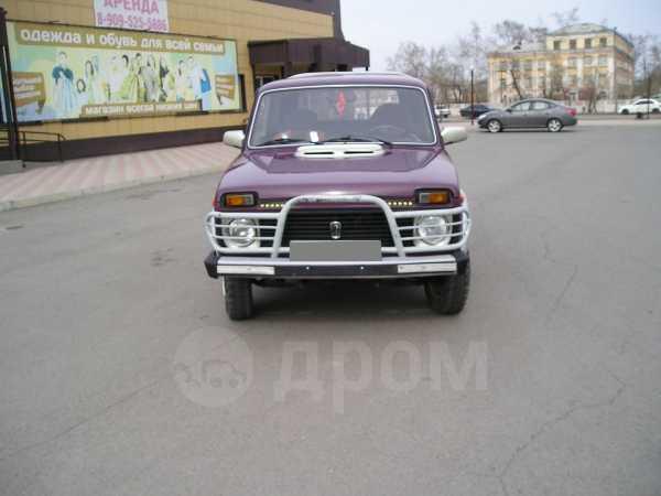 Лада 4x4 2121 Нива, 2001 год, 145 000 руб.