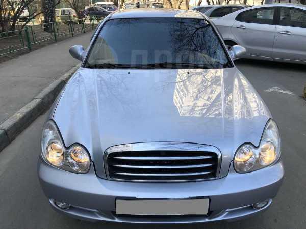Hyundai Sonata, 2007 год, 285 000 руб.