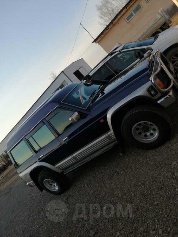 Nissan Safari, 1997 год, 700 000 руб.