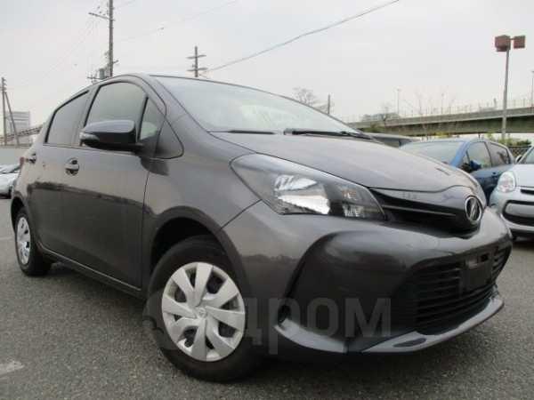 Toyota Vitz, 2015 год, 465 000 руб.