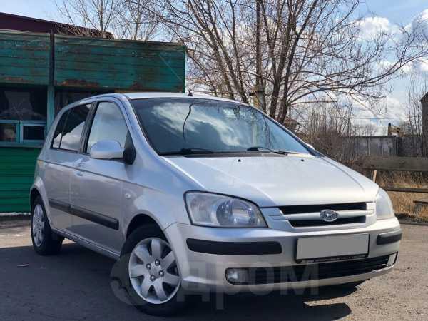 Hyundai Getz, 2005 год, 233 000 руб.