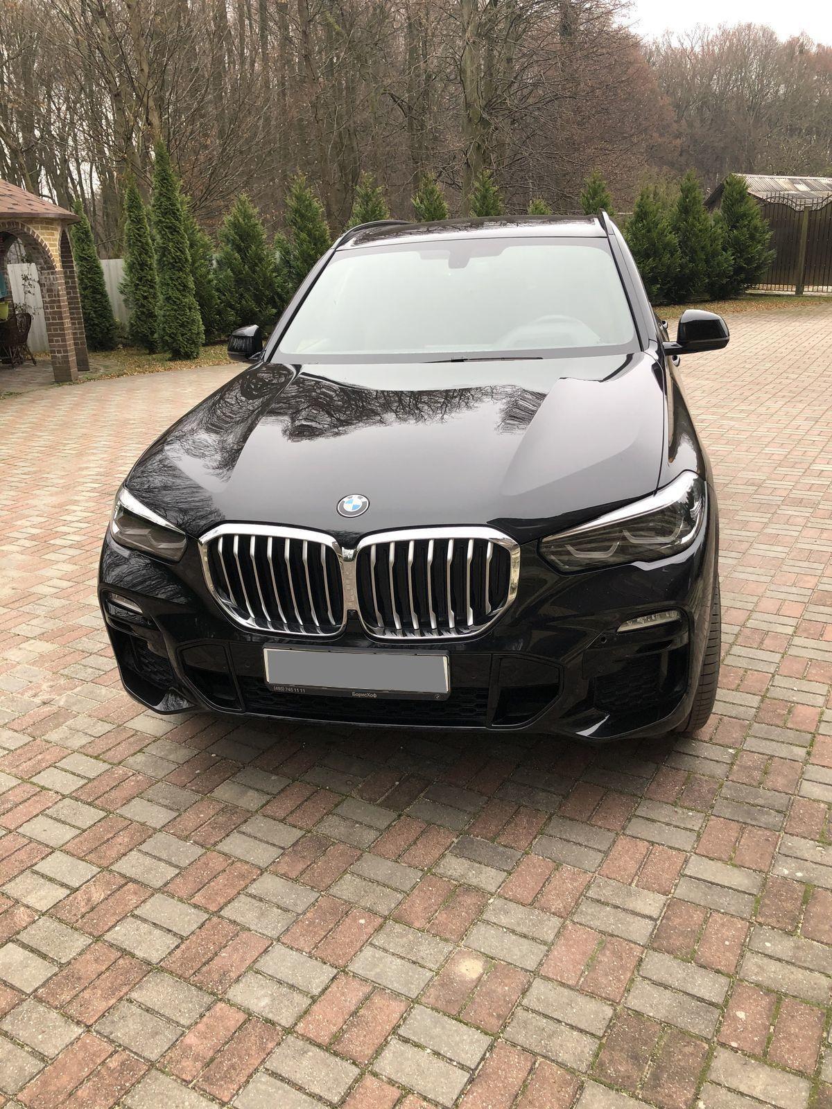 BMW X5 2019 в Калининграде, Автомобиль 2019 года, 3 литра ...