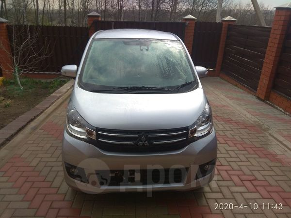 Mitsubishi eK Wagon, 2016 год, 495 000 руб.