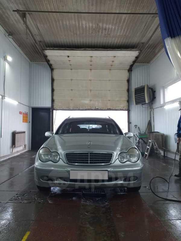 Mercedes-Benz C-Class, 2003 год, 300 000 руб.