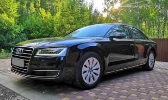 Брянск Audi A8 2014