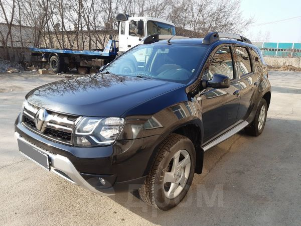 Renault Duster, 2016 год, 790 000 руб.