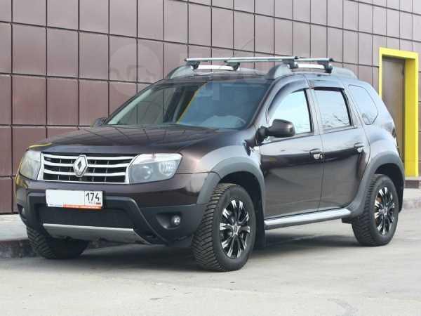 Renault Duster, 2014 год, 615 000 руб.