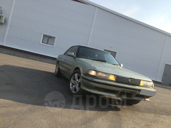 Toyota Mark II, 1991 год, 100 000 руб.