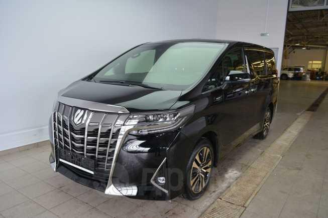 Toyota Alphard, 2019 год, 4 738 000 руб.