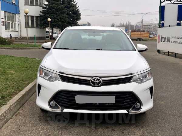 Toyota Camry, 2016 год, 995 000 руб.