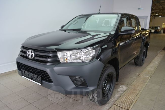 Toyota Hilux Pick Up, 2020 год, 2 401 000 руб.