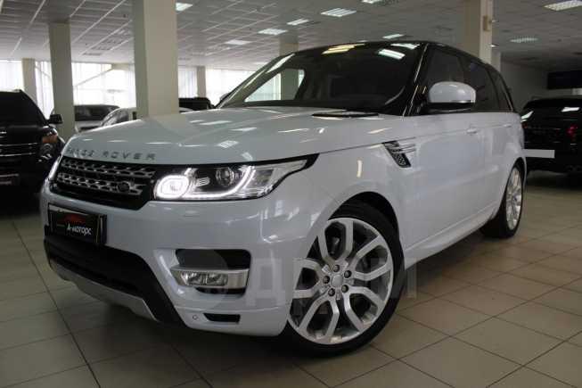 Land Rover Range Rover Sport, 2015 год, 3 150 000 руб.