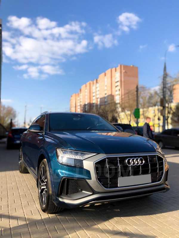 Audi Q8, 2018 год, 5 130 000 руб.
