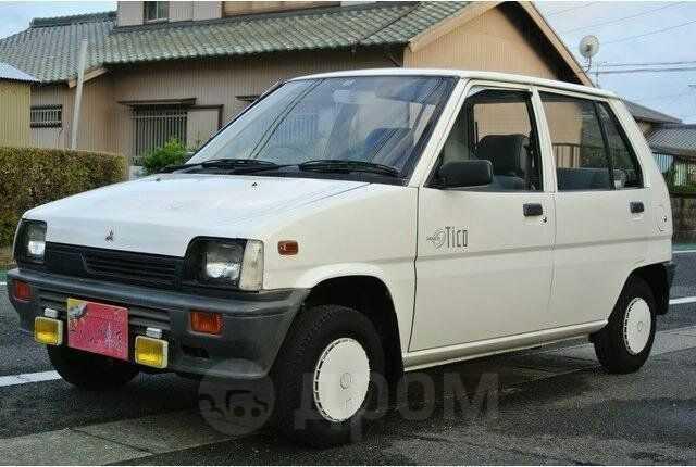 Mitsubishi Minica, 1989 год, 60 000 руб.
