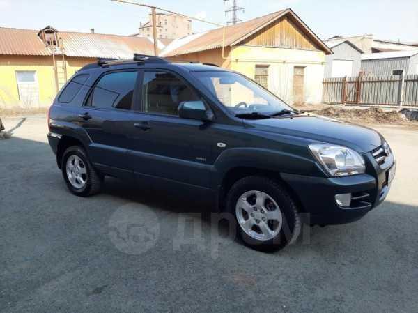 Kia Sportage, 2008 год, 515 000 руб.