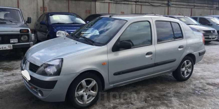 Renault Symbol, 2003 год, 108 000 руб.
