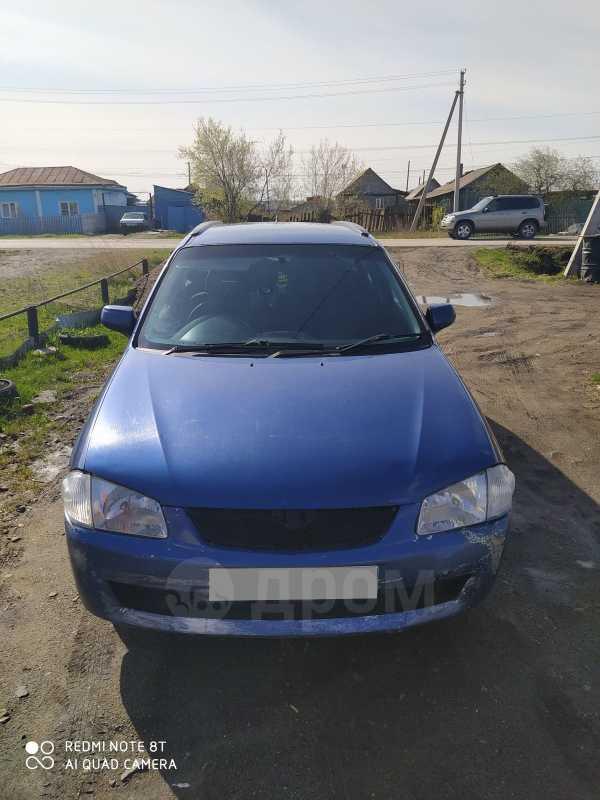 Mazda Familia S-Wagon, 2000 год, 110 000 руб.