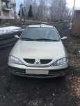 Renault Megane, 2002 год, 140 000 руб.