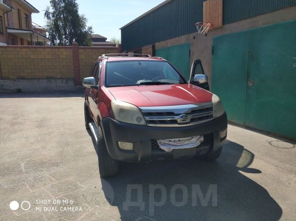 Great Wall Hover, 2007 год, 330 000 руб.