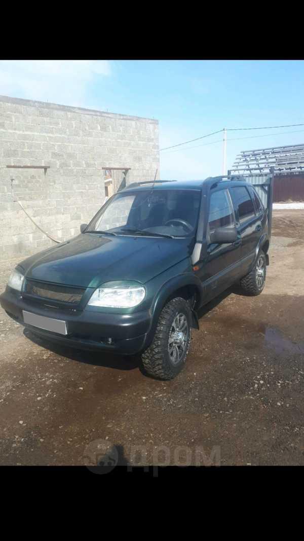 Chevrolet Niva, 2005 год, 219 000 руб.