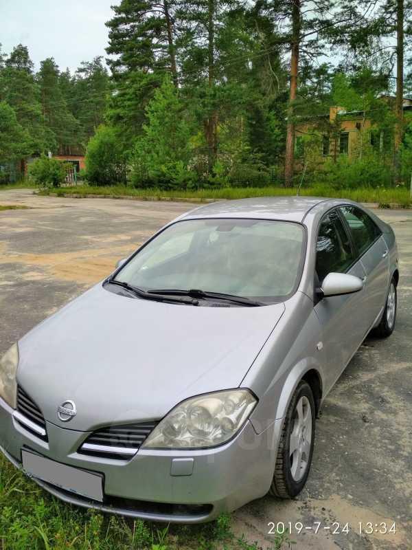 Nissan Primera, 2004 год, 247 000 руб.