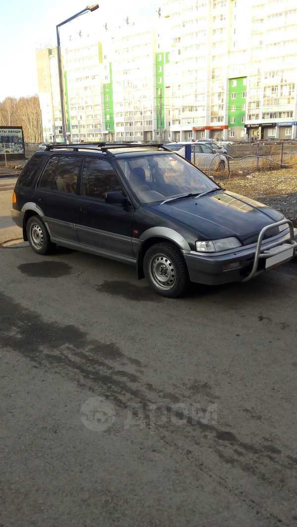 Honda Civic Shuttle, 1994 год, 125 000 руб.