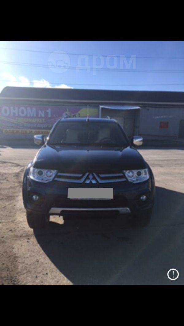 Mitsubishi Pajero Sport, 2013 год, 1 230 000 руб.