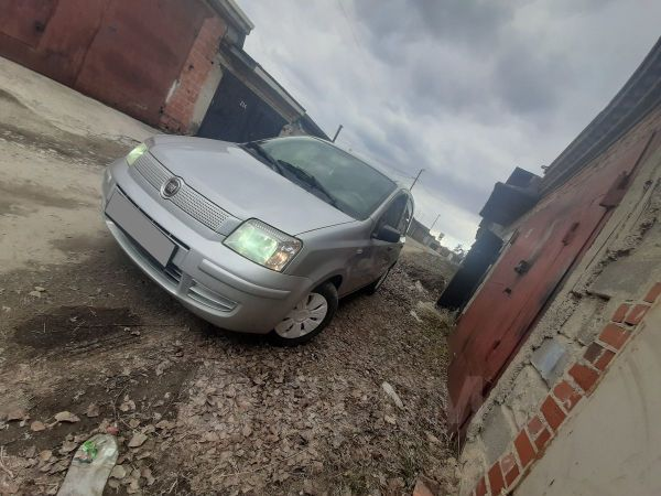 Fiat Panda, 2008 год, 160 000 руб.