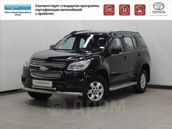 Chevrolet TrailBlazer, 2013 год, 895 000 руб.