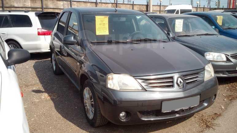 Renault Logan, 2007 год, 227 000 руб.