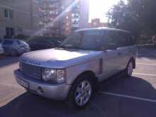 Свердловский Range Rover 2004