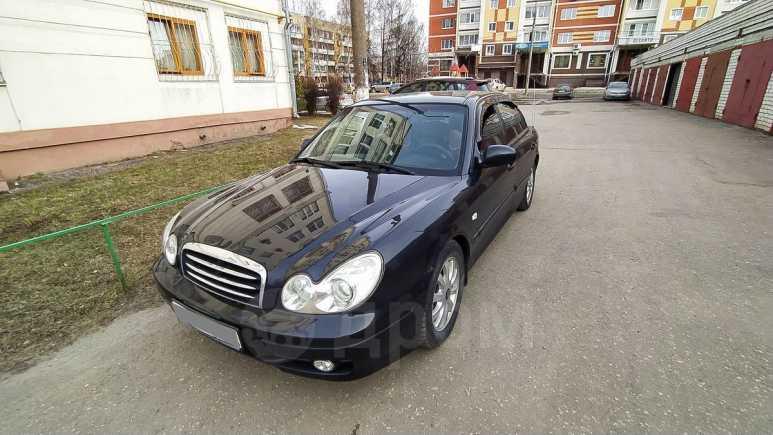 Hyundai Sonata, 2005 год, 260 000 руб.
