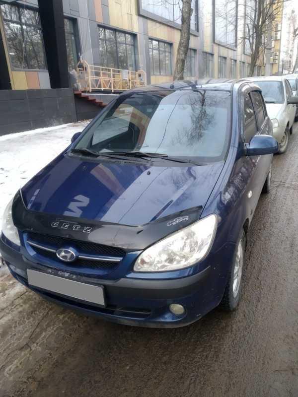 Hyundai Getz, 2007 год, 350 000 руб.