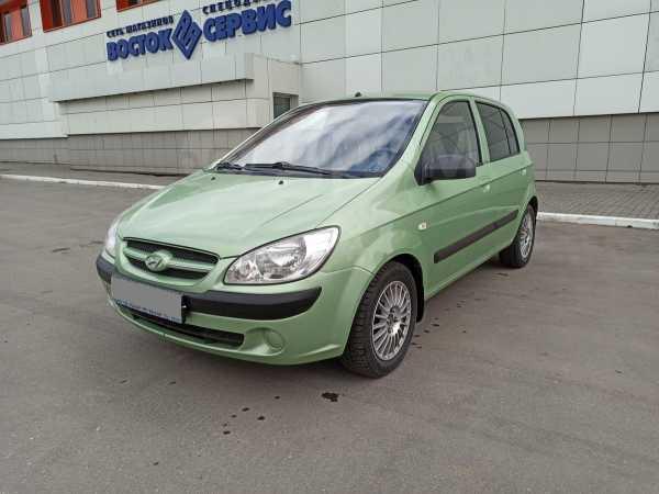 Hyundai Getz, 2008 год, 295 000 руб.
