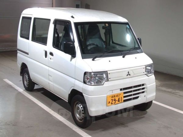 Mitsubishi Minicab MiEV, 2014 год, 380 000 руб.