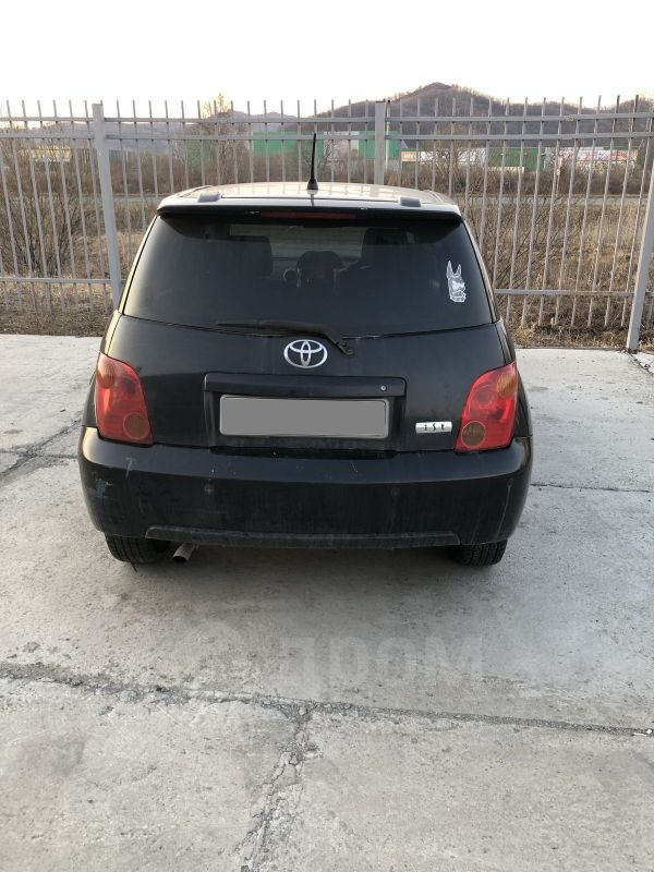 Toyota ist, 2002 год, 250 000 руб.