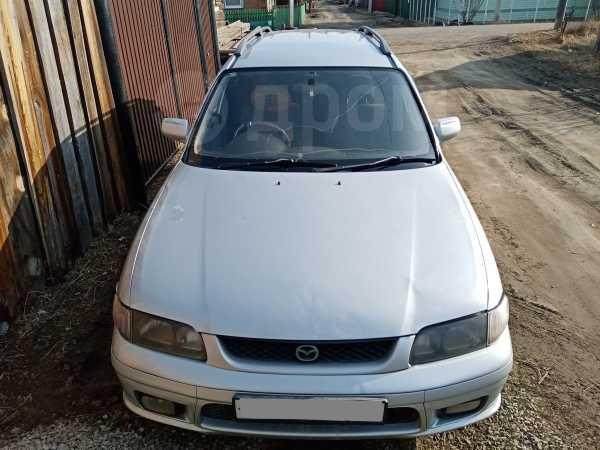 Mazda Capella, 1988 год, 145 000 руб.