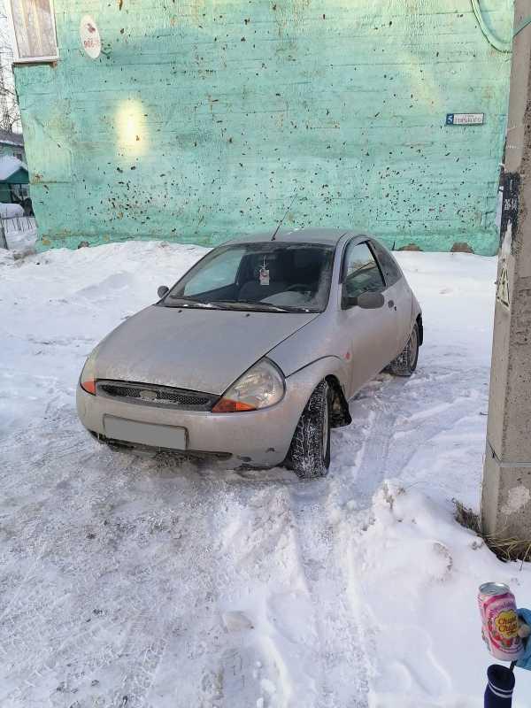 Ford Ka, 2000 год, 65 000 руб.